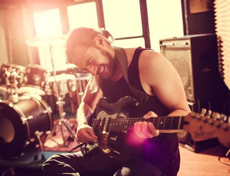 Corso online di chitarra elettrica