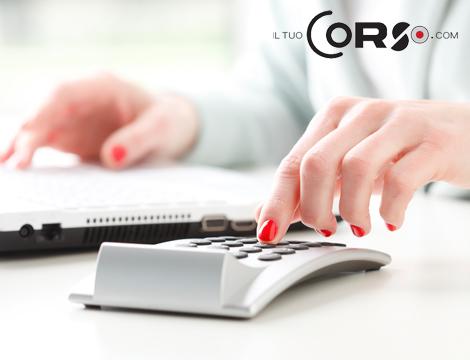 Corso online di contabilità