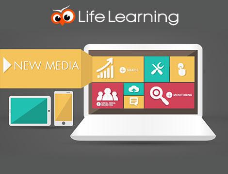 New Media Marketing Facebook, Twitter, Google