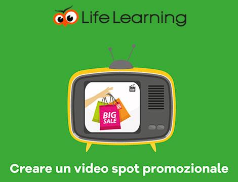 Creare un Video Spot Promozionale