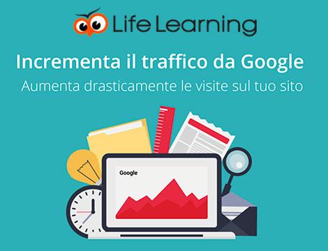 Incrementa il Traffico da Google