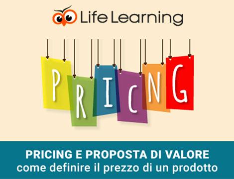 Il Pricing e la Proposta di Valore