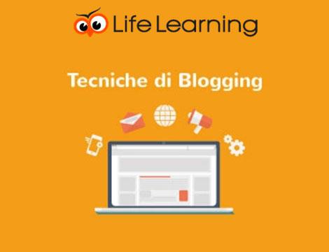 Corso tecniche di blogging online