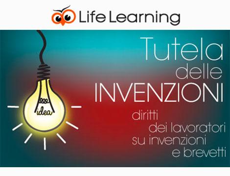 Corso tutela delle invenzioni online