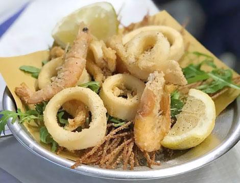 Coupon gratuito per menu pesce scontato