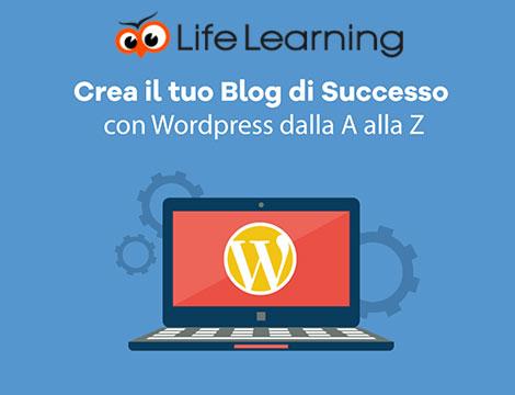 Crea il tuo Blog di Successo con Wordpress