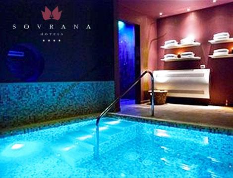 Day Spa con massaggio e camera
