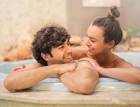 Day spa e trattamento corpo