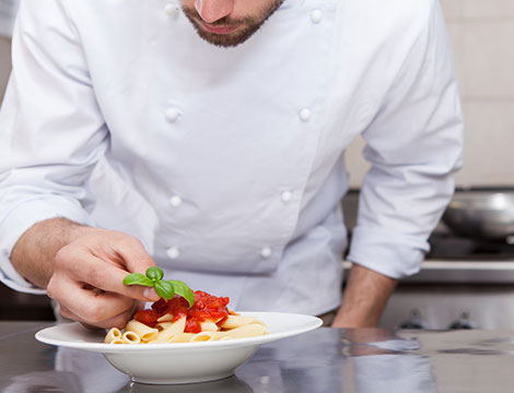 Degustazione dello Chef con vino