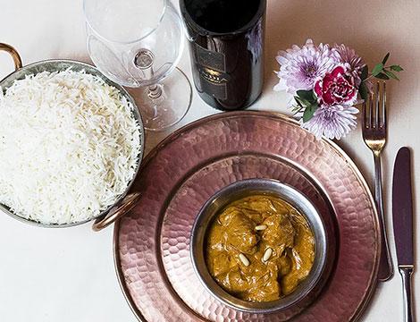 Degustazione indiana x2