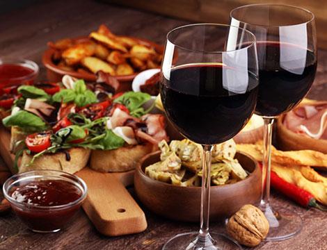 Degustazione Vini e cena a Buffet_N