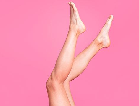 Esame circolazione gambe