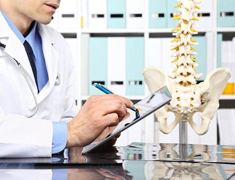 Esame completo colonna vertebrale