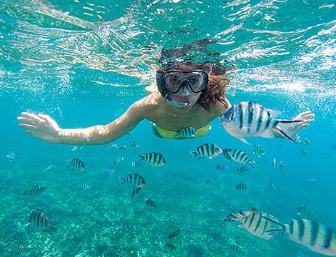 escursione in barca con bagno e snorkeling_N