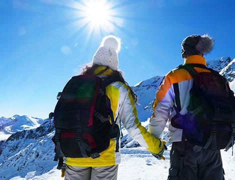 Esercitazione e sicurezza sulla neve