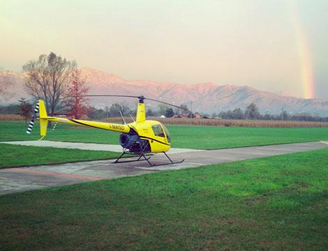Esperienza di volo base o plus in elicottero