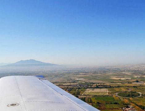 Esperienza di volo panoramico in aeroplano