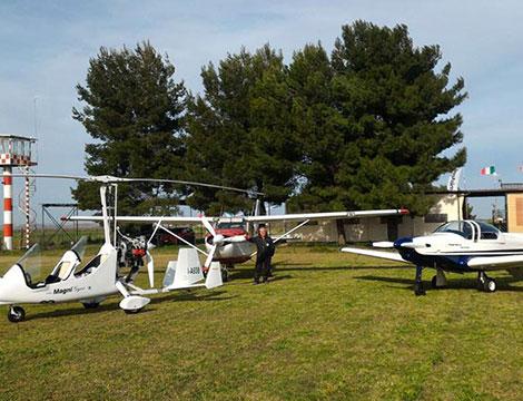 Esperienza di volo sportivo fino a 4 persone
