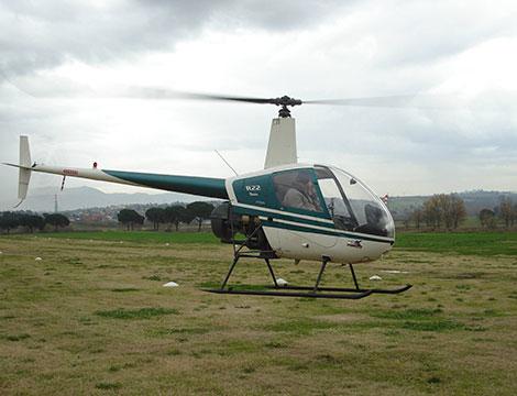 Esperienza di volo su aerei Tecnam o elicottero