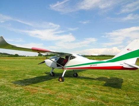 Esperienza pilota per un giorno