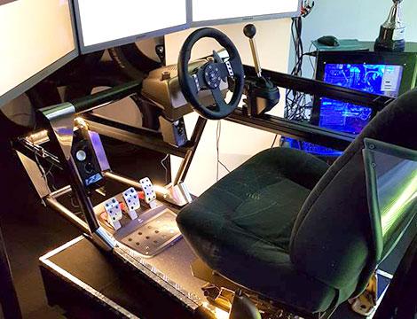 Esperienza su simulatore di guida_N