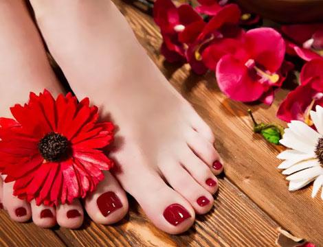 Pacchetto piede perfetto