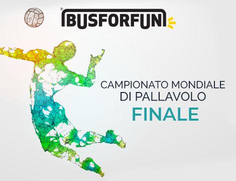 Mondiali Volley Finale Busforfun