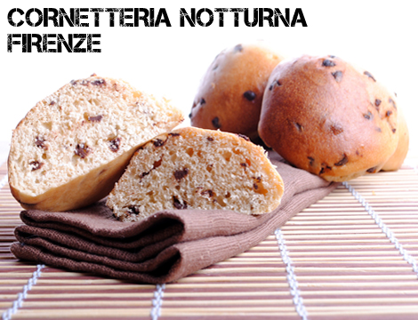 Paste e pangocciole in Cornetteria