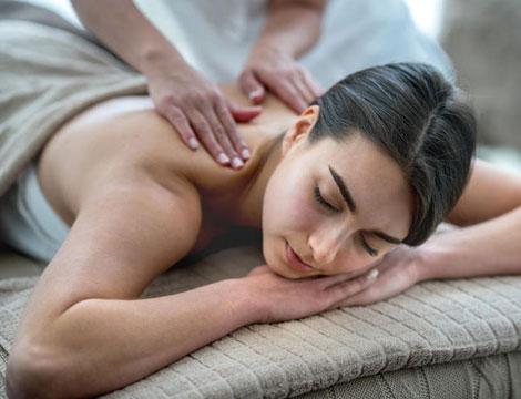fino a 5 massaggi a scelta ai castelli