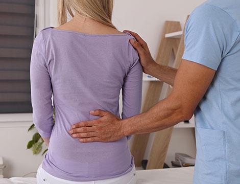Fino a 5 trattamenti posturali per una o 2 persone
