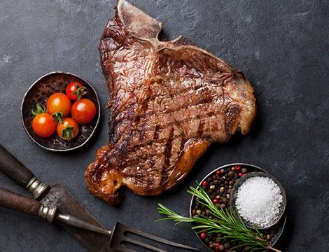 Fiorentina o carne mista x2 Somma Vesuviana