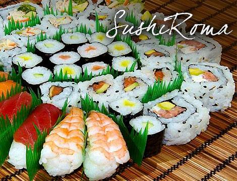 Gado Sushi box a domicilio