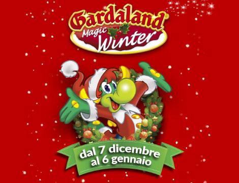 Biglietti Gardaland Magic Winter Stagione 2019/2020