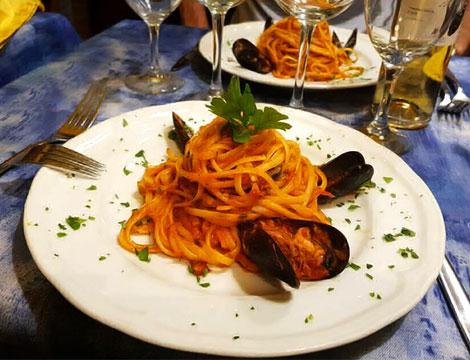 ristorante Gattopardo2 Milano primo di pesce