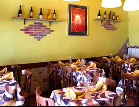 ristorante Gattopardo2 Milano sala interna