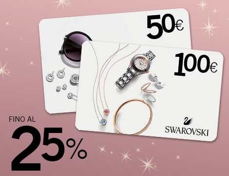 Gift Card Swarovski_N