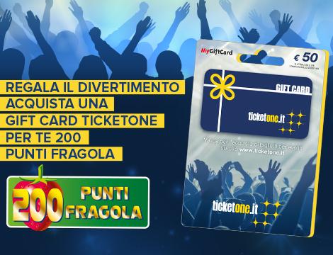 Card TicketOne