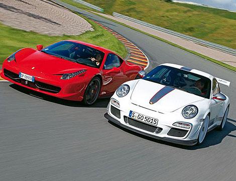 Ferrari Lamborghini o Porsche_N