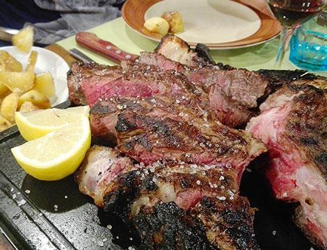 Gran bistecca fiorentina x2