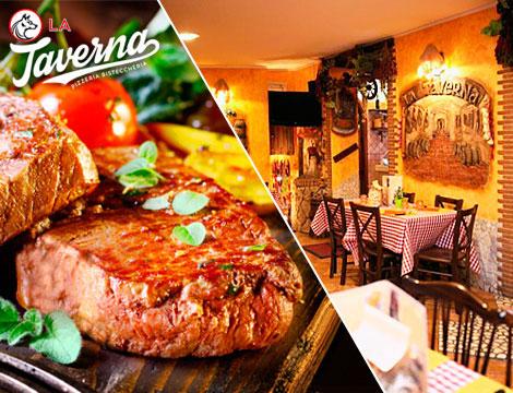 Gran menu carne x2 Monteverde