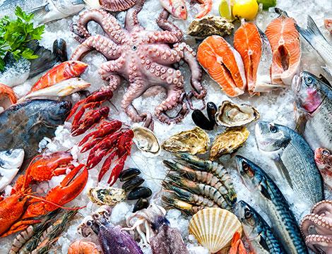 Gran menu di mare