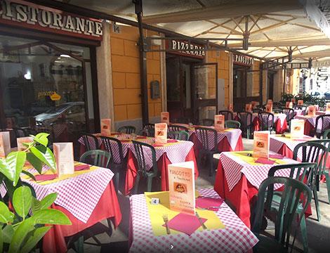 Gran menù Terra x 2 Augustea a Trastevere