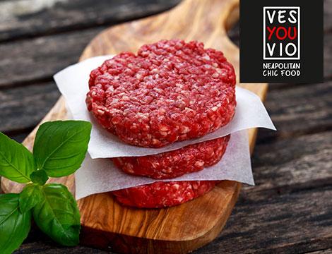 Hamburger o salsicce di bufalo