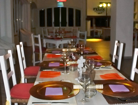 Hasta Resort: cena x2 nell'astigiano