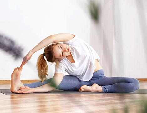 Hatha Yoga o Rigenerazione piede e postura