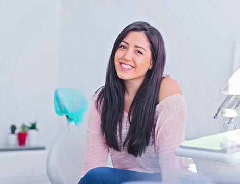 Igiene dentale con ablazione tartato