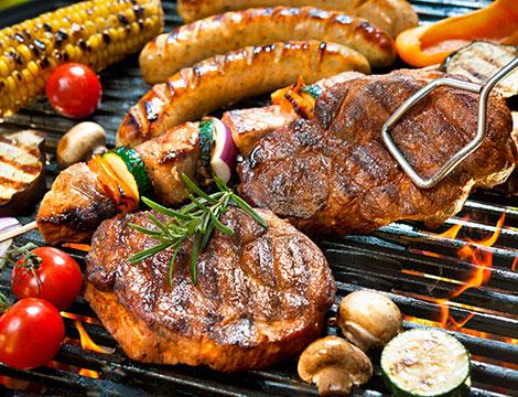 Menu Tradizioni Irpina grigliata di maiale