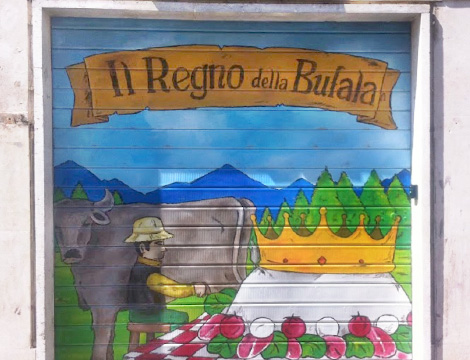 Menù panino il regno della bufala_N