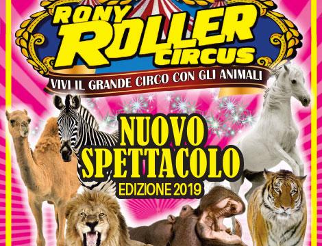 Ingresso Circo Roller Roma Massimina