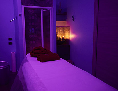 ingresso in spa suite di coppia esclusivo da Alhambra Spa
